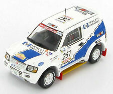 Mitsubishi Pajero Fontenay - Picard Dakar 2000 1:43