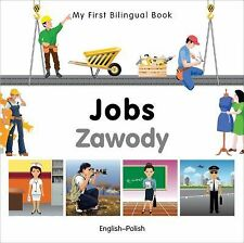 My First Bilingual Book-Jobs (English-Polish), Milet Publishing, New Books
