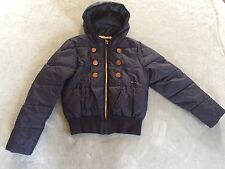 WOMEN'S Black Jacket by BABY PHAT; Filler: 100% Polyester; Size M Medium