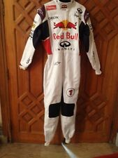 Hobby Go Kart Red Bull race suit 2015 style White Edition