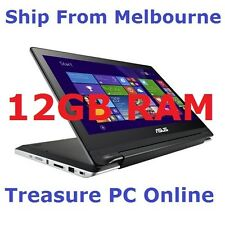 "Asus TP500LN-CJ035H FlipBook laptop i7 4510U 12GB Ram 1TB HD 15.6"" Touch GT840M"