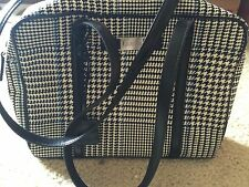 Lauren By Ralph Lauren Houndstooth Multi-Color Purse/Handbag