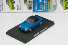 Aoshima 1/64 SUZUKI Cappuccino Blue Light Weight Sports Vol.2 kyosho size