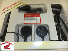 GENUINE HONDA DELUXE HELMET HEADSET OPEN FACE  *NEWEST VERSION* BETTER SOUND