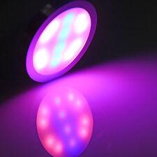 12 LED Plant Grow Light Lamp 5V Kit Bedroom Office Desk Table Magnetic Sticky