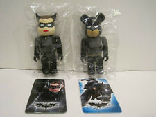 Medicom Bearbrick Series 24 100% HeroThe Dark Knight Rises Batman & Catwoman