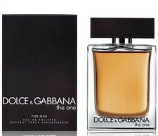 D&G DOLCE E GABBANA THE ONE FOR MEN EDT NATURAL SPRAY VAPO - 50 ml