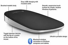 Logitech ultrathin bluetooth laser touch mouse