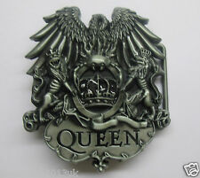 Queen belt buckle Queen Rock Group Freddie mercury etc QUEEN Music belt METAL