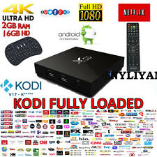 2G+16G Fully Loaded X96 S905X 4K 64bit Android 6.0 Kodi 16.1 Tv Box W/Keyboard