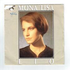 """LIO Vinyle 45T 7"""" MONA LISA - BABY LOU - ARABELLA 104685 Frais Rèduit RARE"""