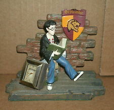 Harry Potter Clock Decoration - Griffindor Boy Wizzard Warner Bros Collectible