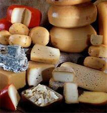 How to Make Cheese 20 Books on CD-ROM Butter Churning Cheddar Curing Aging Food
