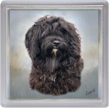Tibetan Terrier Coaster Design No 1 by Starprint