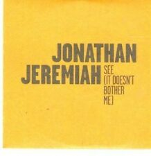 (BN148) Jonathan Jeremiah, See (It Doesn't Bothe- DJ CD
