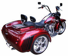 Independent Suspension Trike Conversion Kit Body Package for Harley Davidson