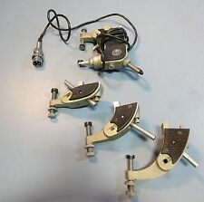 Brown & Sharpe Electronic Caliper Set Model 955 w/ Size 3, Size 4 and 2X Size 2