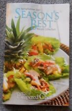 The Pampered Chef Season's Best Recipe Collection Spring/Summer 2007