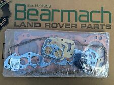 Bearmach Land Rover Series 2 3 Petrol 2¼ Cylinder Head Gasket Set - BR 0021
