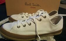 Paul Smith Canvas Trainers size uk8