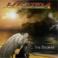 HEDDA - The Storm (NEW*US EPIC POWER METAL*PRIVATE PRESS*QUEENSRYCHE*F. WARNING)