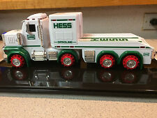 Hess 2013 Toy Truck and Tractor w/ Lights & Sounds for Collectors