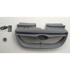 Front Hood Grill PAINTED Silver 2R For 07 10 Hyundai Elantra