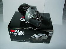 ABU GARCIA SILBER MAX SMAX2-L LINKS Bait caster Angelrolle