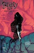 Pretty Deadly #1 GHOST VARIANT Becky Cloonan Kelly Sue DeConnick Image Comics