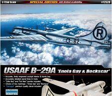 Academy 1/72 Plastic Model Kit B-29A Enola Gay & Bockscar 12528 Cartograf Decal