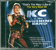 KC & The Sunshine Band. The Very Best (2000) CD NUOVO That´s The Way I Like It