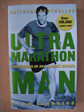 Ultra Marathon Man Confessions Of An All Night Runner Dean Karnazes Paperback