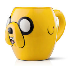 Adventure Time - Jake 3D Sculpted Ceramic Mug - *BRAND NEW*
