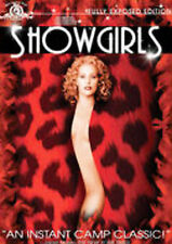 Showgirls (DVD, WS, 2007, FULLY EXPOSED EDITION) Elizabeth Berkley NEW