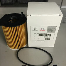 Genuine Peugeot/Citroen 1.4/1.6 HDI Oil Filter 1109AY & Washer 031340 DV6 Engine