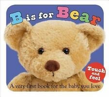 B is for Bear, Roger Priddy, Good Book