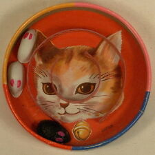 3 BLIND MICE PUZZLE WITH CAT VINTAGE JAPAN CIRCA 1950'S GAME TOY