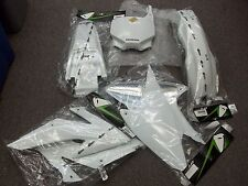 NEW UFO HONDA WHITE BODY KIT PLASTIC FENDERS HONDA CRF150F CRF230F CRF 150 230