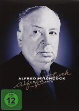 ALFRED HITCHCOCK COLLECTION 7 DVD BOX DEUTSCH
