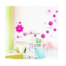1pc 32 * 60cm Sakura Flower decalcomania del vinile di  Home Decor Wall Sticker