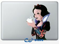 Snow White Macbook Stickers Macbook Air / Pro Decals Skin for Macbook Decal SWMO