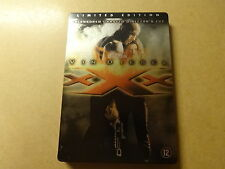 DVD / XXX (TRIPLE X) (VIN DIESEL) (LIMITED STEEL CASE EDITION)