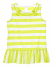 NWT Gymboree Bright and Beachy Striped Ruffle Tunic Top Shirt 5