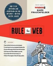 Rule the Web: How to Do Anything and Everything on the Internet---Bett-ExLibrary