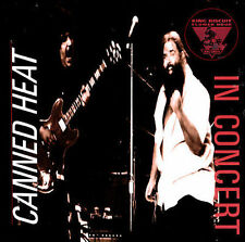 NEW - King Biscuit Flower Hour Presents in Concert by Canned Heat