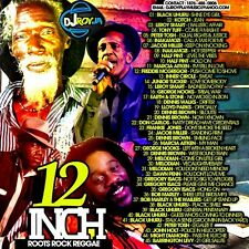 12 INCH ROOTS ROCK REGGAE & CULTURE MIX CD