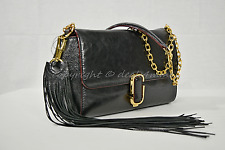 MARC By Marc Jacobs M0008242 J, Marc. Leather Shoulder/Crossbody Bag in Black