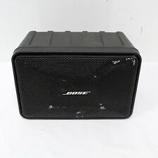 BOSE Model 101 Series II Music Monitor Indoor / Outdoor Speaker - Black