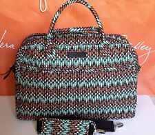 VERA BRADLEY Weekender Travel Bag  ~~Sierra Stream~~  **NWT**