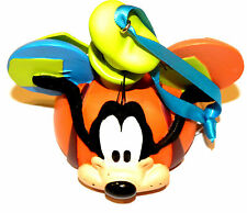 "Disney Parks Mickey's Pal ""Goofy"" Ear Hat Christmas Holiday Ornament New"